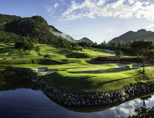 Black Mountain Golf Hua Hin