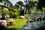 Le restaurant Issaya Siamese Club - Jardin