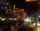 Le quartier chinois de Yaowarat pour le nouvel an chinois