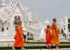 Le temple Blanc ou Wat Rong khun - Azygo