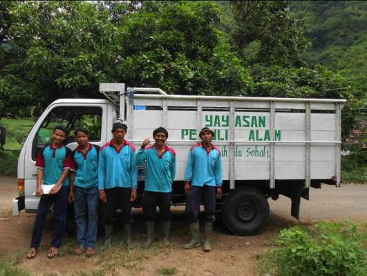 L'association Peduli Alam