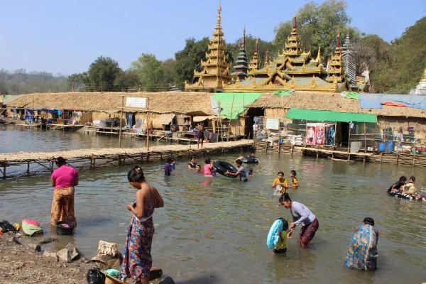 Partir en pèlerinage à la conquête des plus prestigieux sites bouddhiques