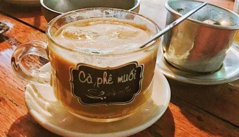 Le Vietnam a une culture du café unique.