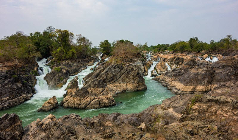 2. Se relaxer à  Si Phan Don, les 4000 îles