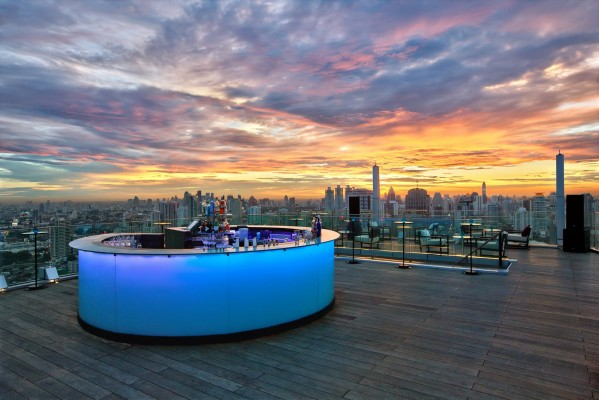 Octave Rooftop, Bangkok