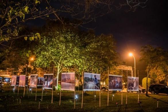 Le Angkor Photo Festival au Cambodge