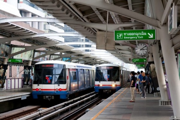 3 - Prendre le BTS (Sky train)