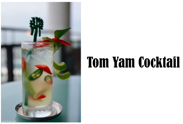 Tom Yam Cocktail