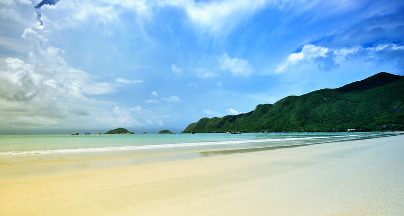 Con Dao beach2