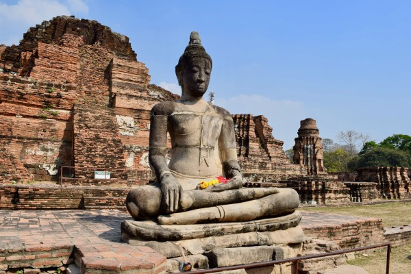 Un weekend à Ayutthaya