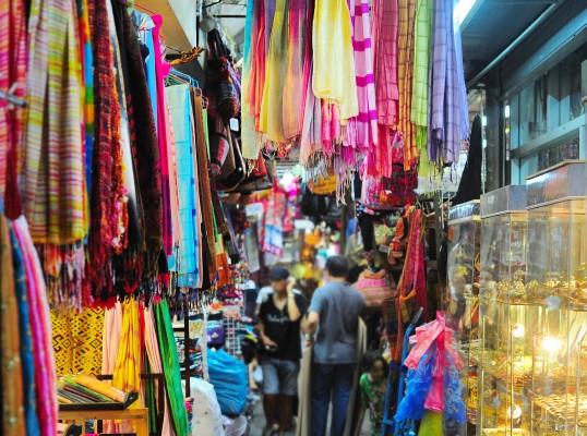 Acheter un pantalon Harem Thaï à Chatuchak