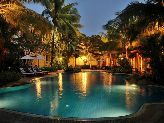Settha Palace Hotel à Vientiane