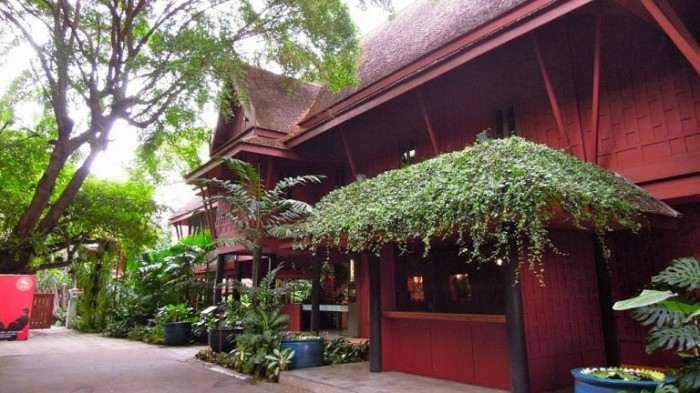 20 - Visiter la maison de Jim Thompson