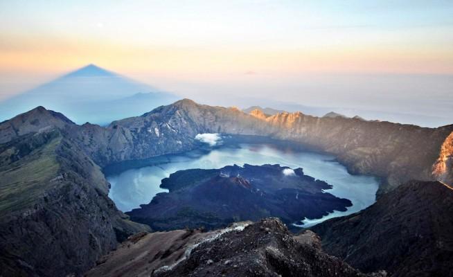 Le Mont Rinjani, Lombok