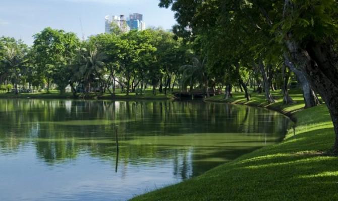 10 - Respirer au parc Lumphini