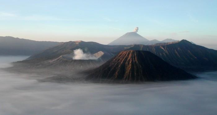 Mont Krakatoa, Java Ouest