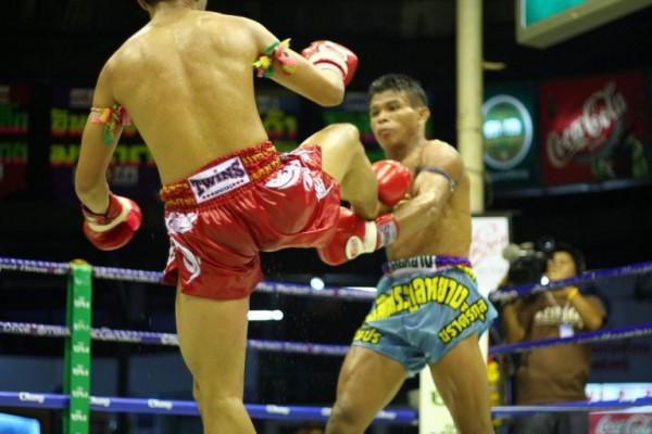 15 - Assister à un match de Muay Thai