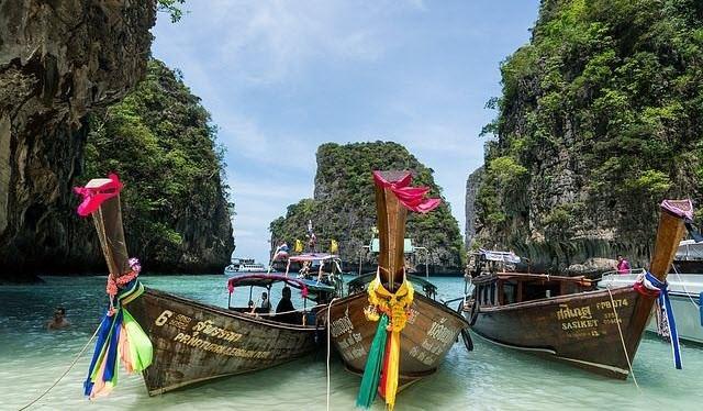 Les escales phares à découvrir en Thaïlande