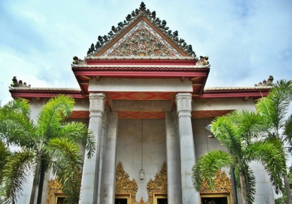 13 - Wat Bowonniwet Vihara
