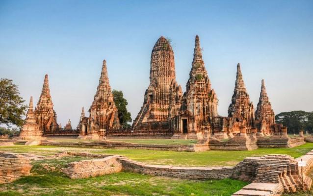 18 - Wat Chaiwatthanaram
