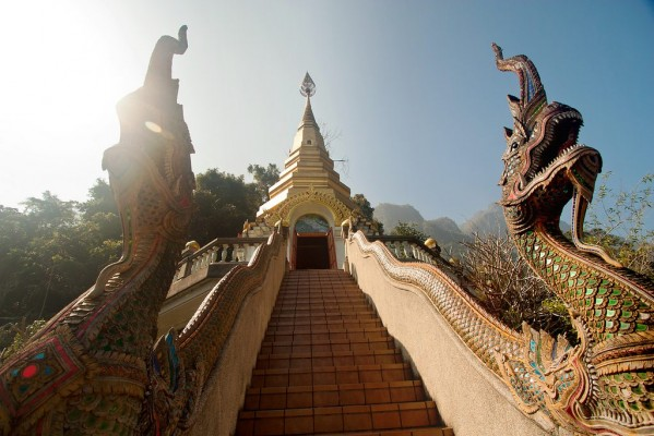 2 - Wat Tham Pha Plong
