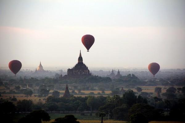 7. Birmanie
