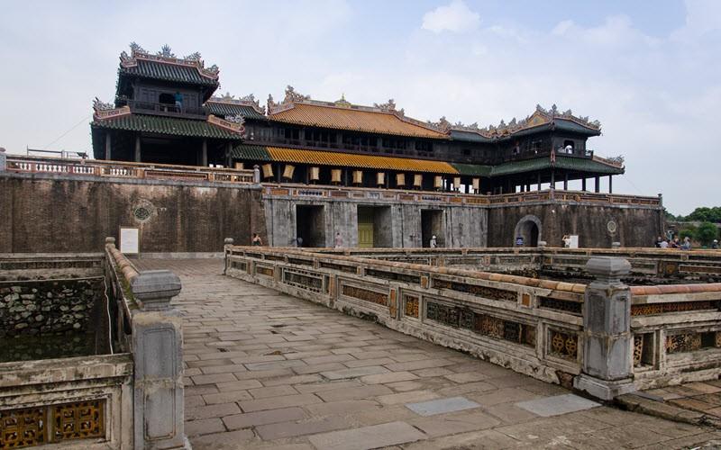 4. Découvrir Hué, l'ancienne capitale impériale