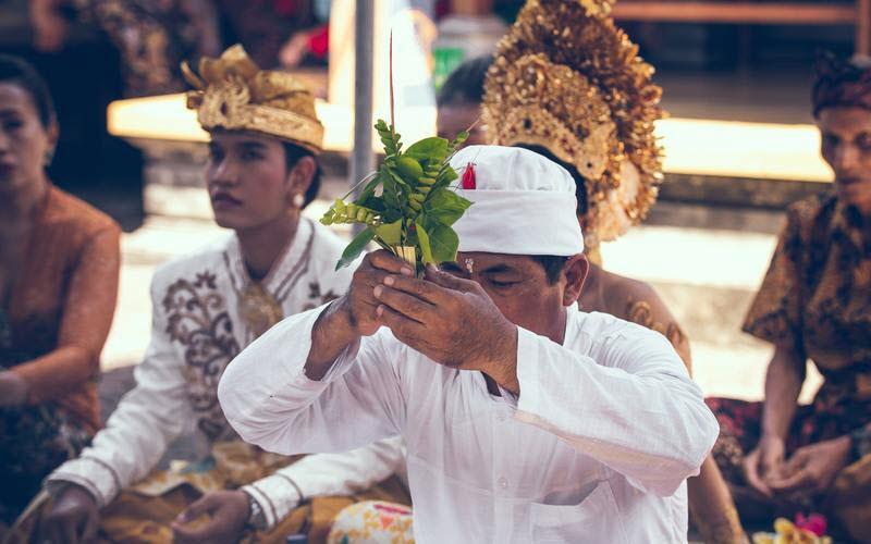 Le Nouvel An Balinais, une coutume hindouiste