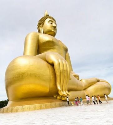 Phra Buddha Maha Nawamin à Ang Thong