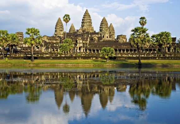 Les sites majeurs au Cambodge