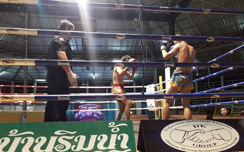 Voir un combat de boxe Thai à Chiang Mai au Kawila Boxing Stadium