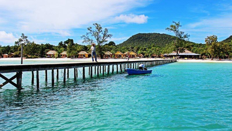 Koh Kong et son île, pour les aventuriers