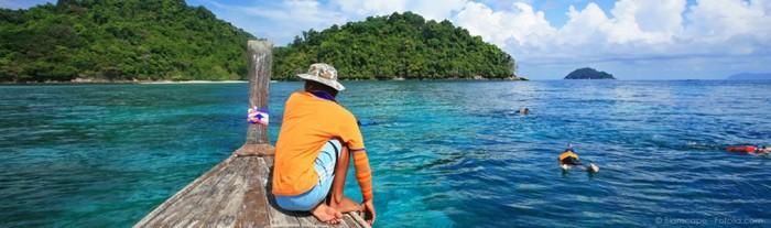 Clubs de plongée francophone sur les îles Surin
