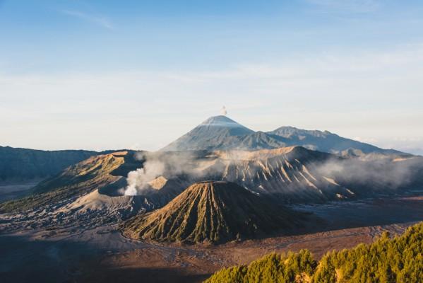 Mont Bromo Java Est