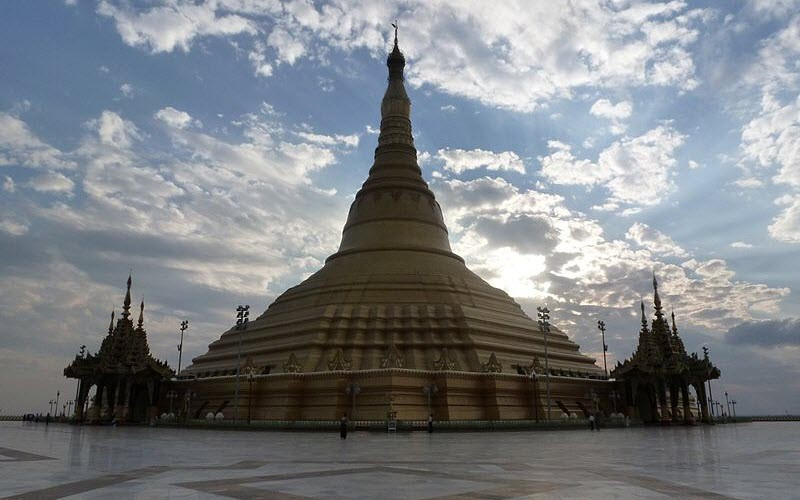 Naypyidaw, une ville fantôme