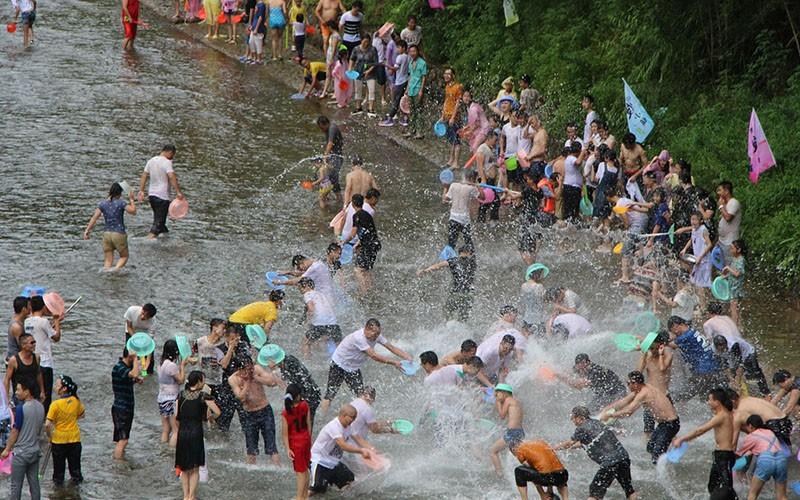 Songkran : le Nouvel an thaïlandais