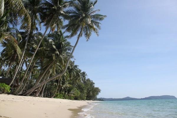 3. Koh Kood, Thaïlande