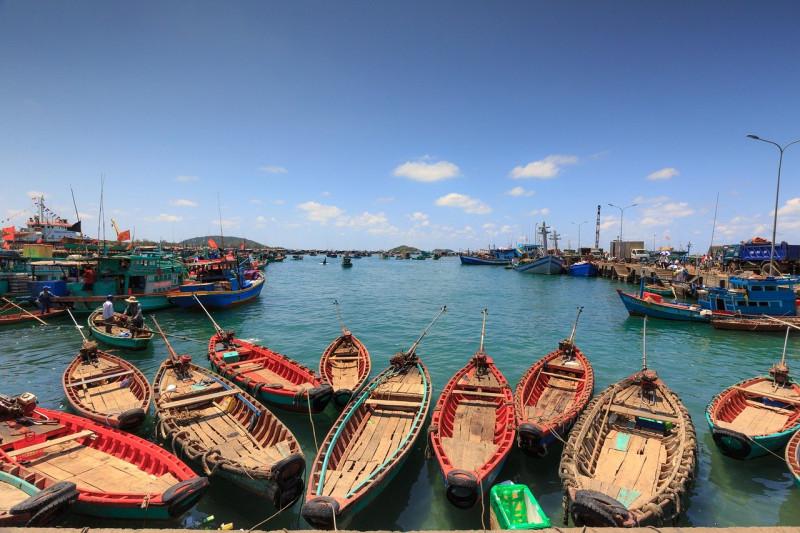 Les médias étrangers font l'éloge de l'île de Phu Quôc.