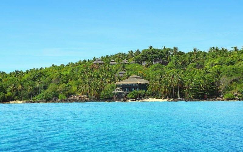 Les plages paradisiaques des îles Karimun Jawa, au large de Java en Indonésie