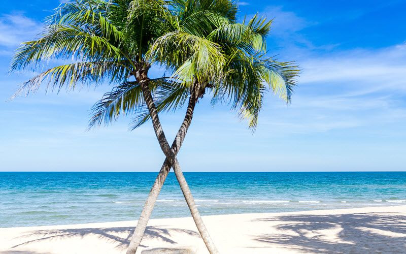 Koh Mak, plages de rêve et eau cristalline