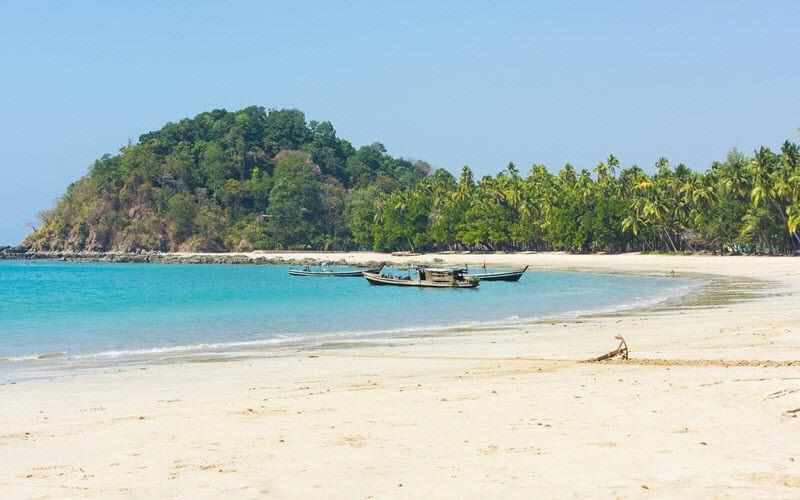 4.Profiter d'îles et de plages paradisiaques