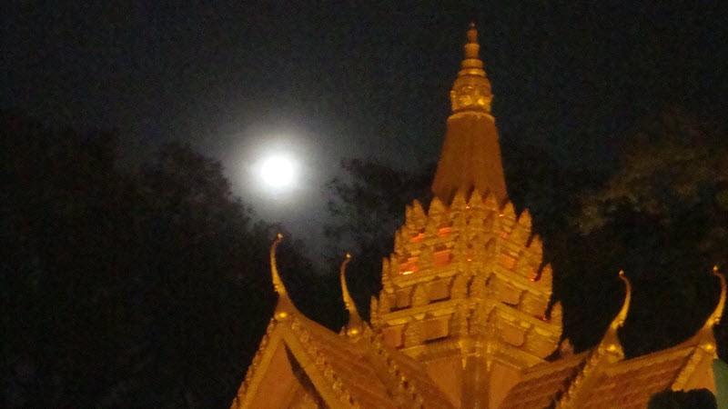 La tradition de la pleine lune