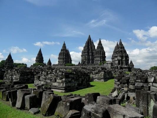 Explorer l'île de Java et ses volcans