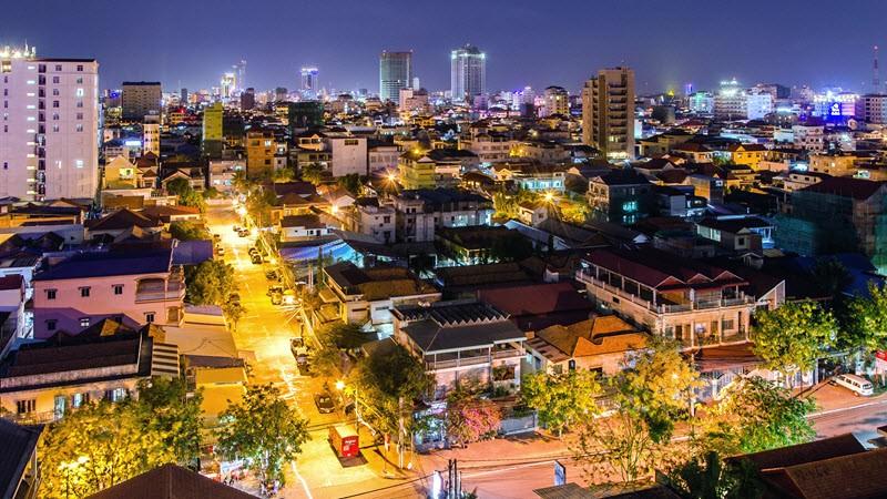 Que faire le soir à Phnom Penh ?