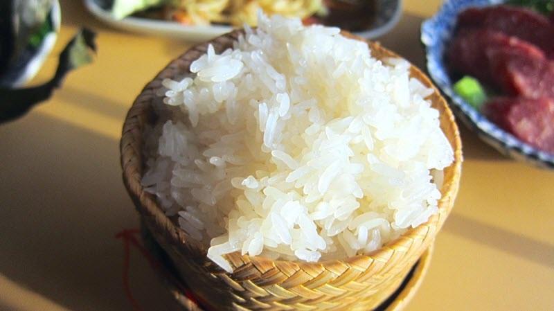 Les plats laotiens du petit déjeuner