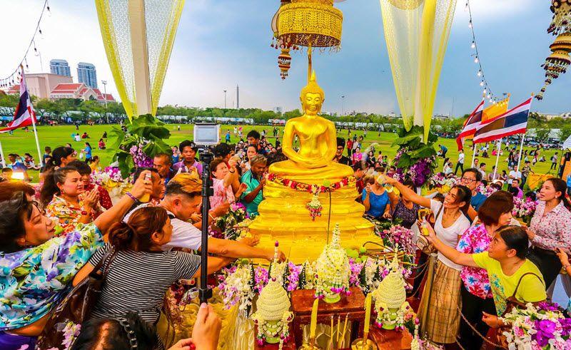 Qu'est-ce que Songkran ? L'origine de la fête de l'eau en Thaïlande