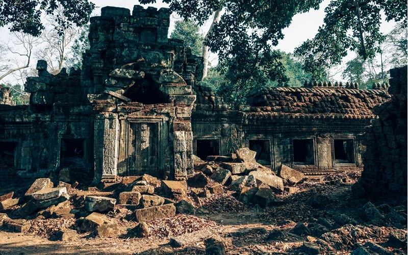 Siem Reap et les temples d'Angkor, pour qu'ils deviennent aventuriers