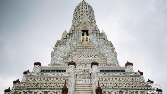 L'histoire du Wat Arun