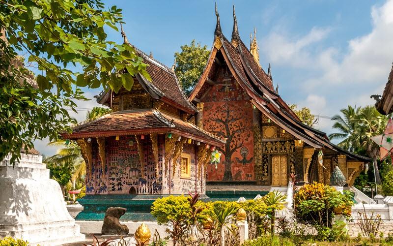 1. Visiter Luang Prabang