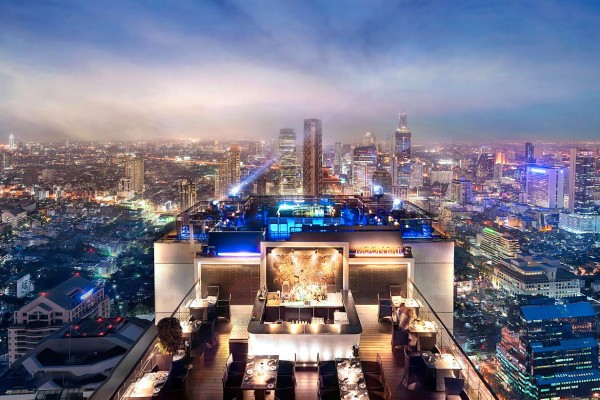 Vertigo & Moon Bar, Bangkok